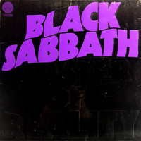 Black Sabbath : Master Of Reality