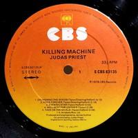 Judas Priest: Killing Machine