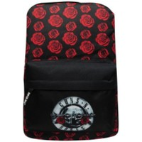 Guns N' Roses: Red roses (classic rucksack)