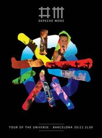 Depeche Mode: Tour of the universe - live in Barcelona -super deluxe edition 2dvd+2cd