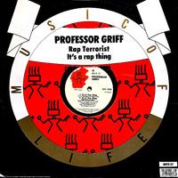 Professor Griff: It's A Rap Thing