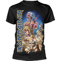 Iron Maiden: Somewhere in time (jumbo print)