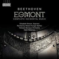 Beethoven, Ludwig van: Egmont, complete incidental music
