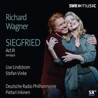 Wagner, Richard: Siegfried act iii (abridged)