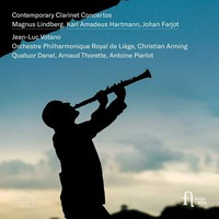 Lindberg, Magnus: Contemporary clarinet concertos