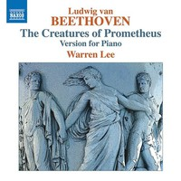 Beethoven, Ludwig van: The creatures of prometheus (version for piano)
