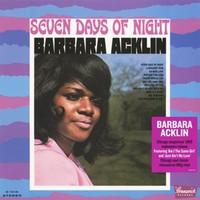 Acklin, Barbara: Seven days of night