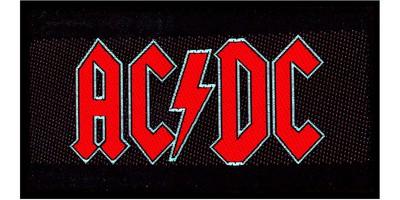 AC/DC: Red logo