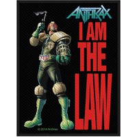 Anthrax: I am the law