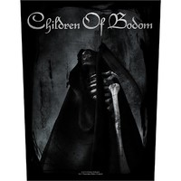 Children Of Bodom: Fear the reaper (backpatch)