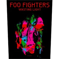 Foo Fighters: Wasting light (backpatch)