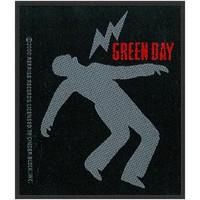 Green Day: Lightning bolt