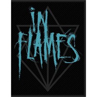 In Flames: Scratched logo (packaged)