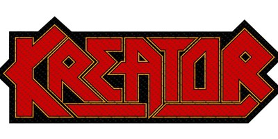 Kreator: Logo cut-out