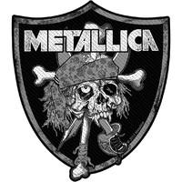 Metallica: Raiders skull