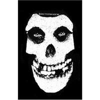 Misfits: White skull