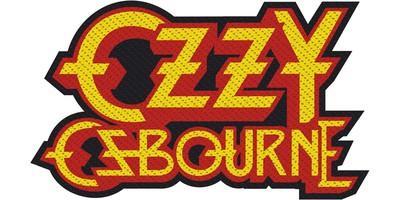 Osbourne, Ozzy: Logo cut-out