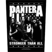 Pantera: Stronger than all (backpatch)