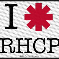 Red Hot Chili Peppers: I love rhcp