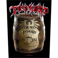 Tankard: Beer barrel (backpatch)