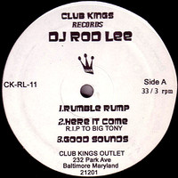 Lee, Rod: Real DJ's Buy Two