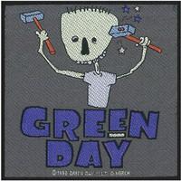 Green Day: Hammer face