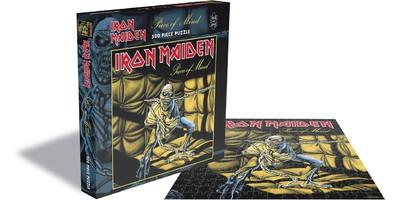 Iron Maiden : Piece of Mind