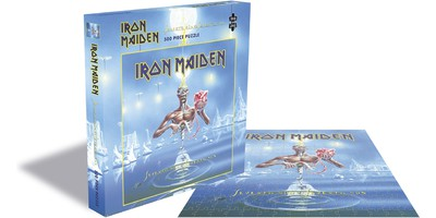 Iron Maiden : Seventh Son of a Seventh Son