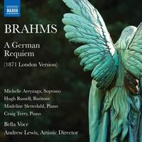 Brahms, Johannes: A german requiem (1871 london version)