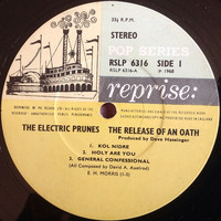Electric Prunes: Release Of An Oath