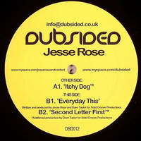 Rose, Jesse: Itchy Dog