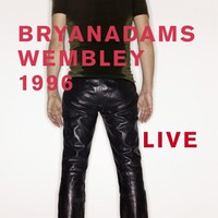Adams, Bryan: Wembley 1996 live (white vinyl)