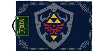 Nintendo: The Legend of Zelda - Hylian Shield (Doormat)