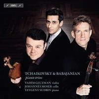 Gluzman, Vadim: Piano trios
