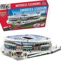 Arsenal F.C.: Emirates Stadium (3D Stadium)