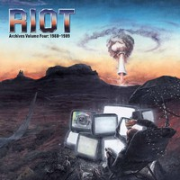Riot: Archives Volume 4: 1988-1989