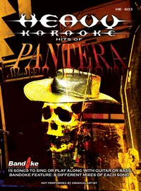 Karaoke: Heavy Karaoke - Hits of Pantera