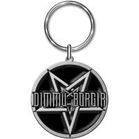 Dimmu Borgir: Pentagram (keyring)