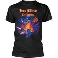 Trans-Siberian Orchestra: Tiger collage