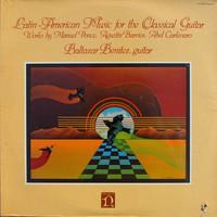 Benitez, Baltazar: Latin-American Music For The Classical Guitar
