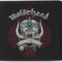 Motörhead: England (wallet)