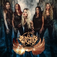 Burning Witches: Wings of steel