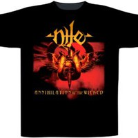 Nile : Annihilation of the Wicked