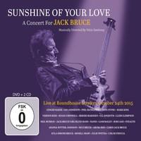 V/A: Sunshine of Your Love - a Concert For Jack Bruce