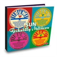 V/A: Sun rockabilly meltdown