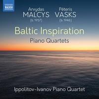 Malcys, Arvydas: Baltic inspiration