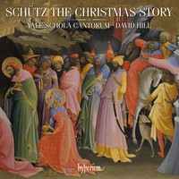 Hill, David: The christmas story & other works
