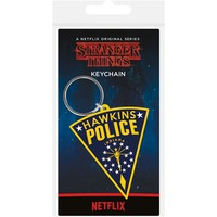 Stranger Things: Hawkins police patch