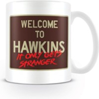 Stranger Things: Welcome to hawkins