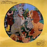 Lee, Peggy: Lady And The Tramp - Picture Disc
